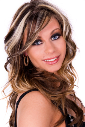 Highlights by larissa lowlights hair color perms cuts styles pmusecretfo Images